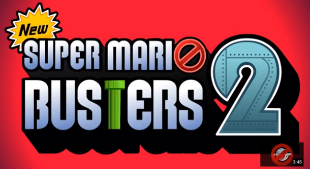 New Super Mario Busters 2