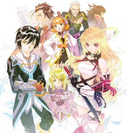 Tales of Xillia Cast