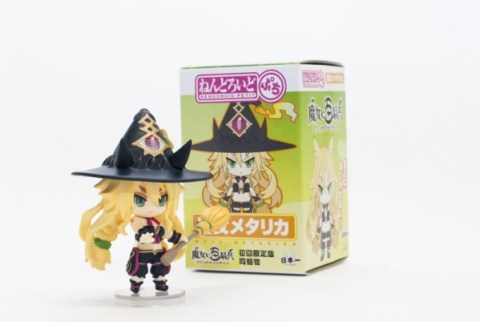 The Witch and the Hundred Knights Metallica Nendoroid