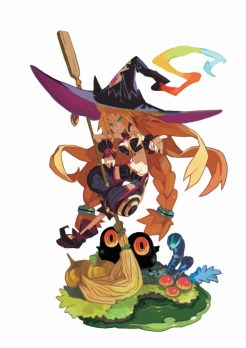 Witch and the Hundred Knights pic 3