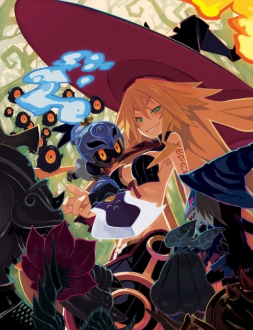 Witch and the Hundred Knights pic 49