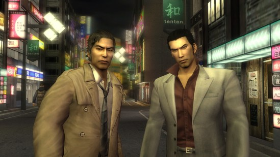 Yakuza 1 & 2 HD Edition Screenshot 1