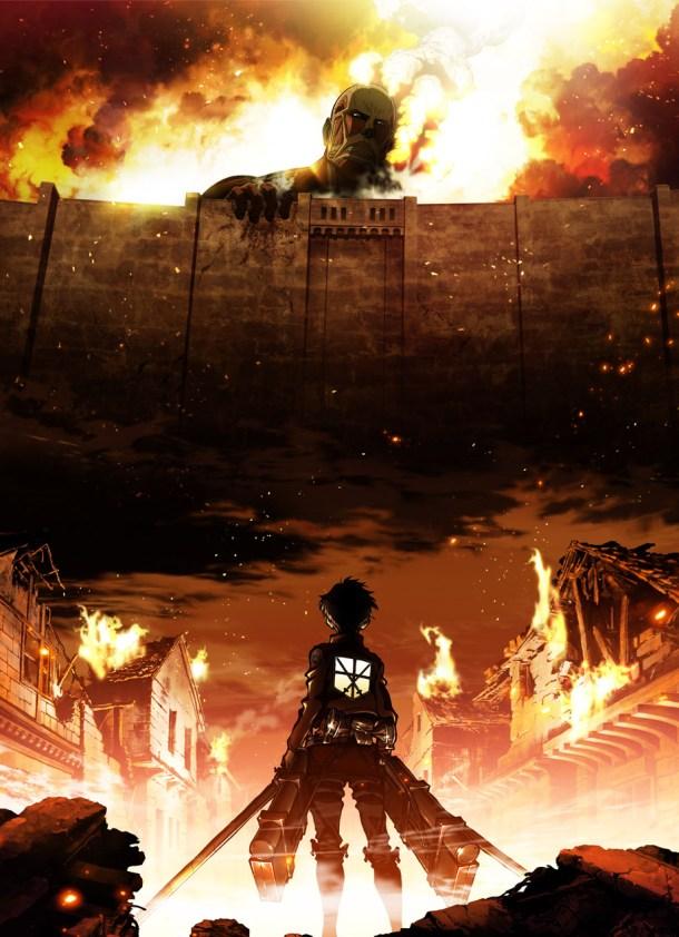 Attack on Titan   oprainfall