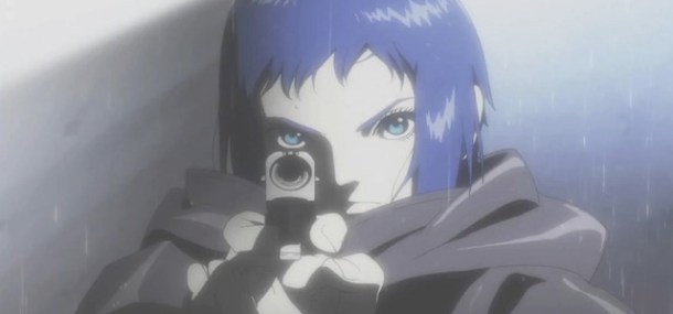 Ghost in the Shell: ARISE | oprainfall