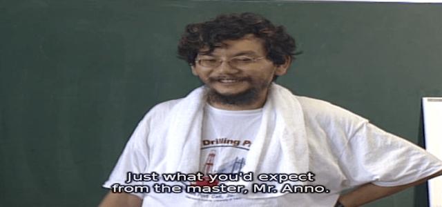 hideaki anno master