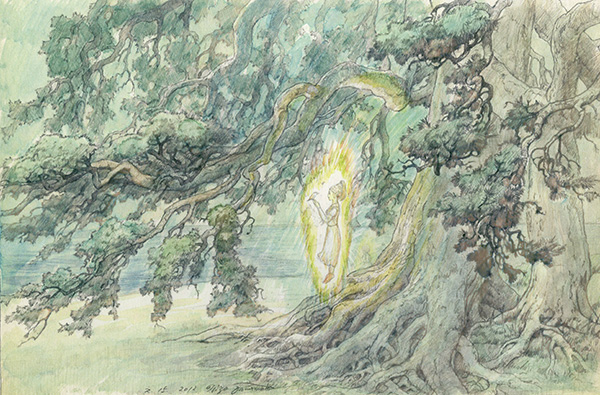 Kibō no Ki (The Tree of Hope)
