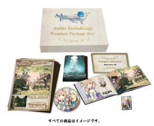 Atelier Escha & Logy Alchemist of Dusk Sky Premium Package