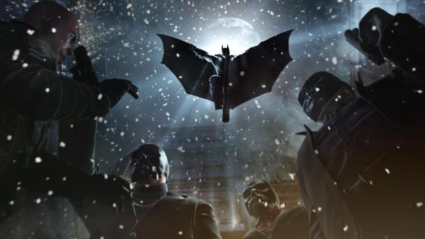 Batman: Arkham Origins - Nintendo Download Europe | oprainfall