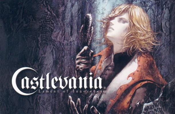 Castlevania Lament of Innocence | Logo