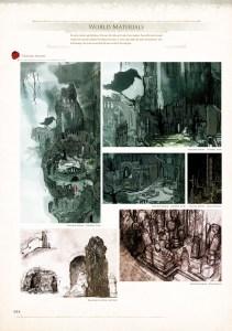 Dark Souls Design Works preview shot 3