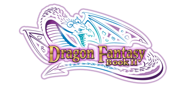 Dragon Fantasy Book II logo
