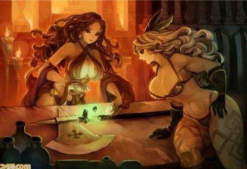 Dragon's Crown repairs 02