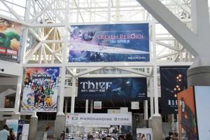 E3 2013 Entrance