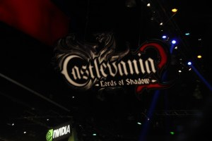 E3 2013 Nintendo Castlevania Lords of Shadow Logo
