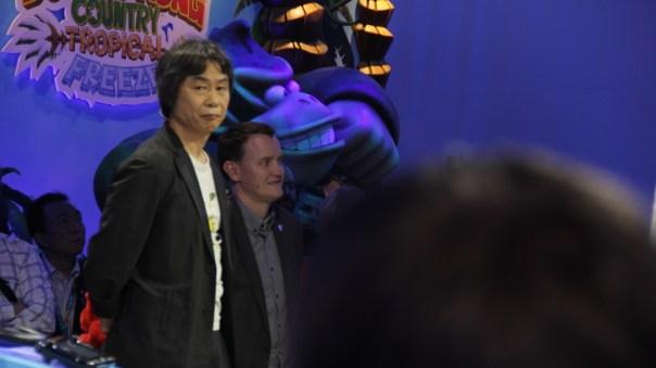 Shigeru Miyamoto - Nintendo at E3 2013