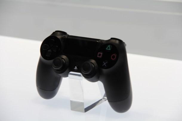 E3 2013 PlayStation 4 Controller
