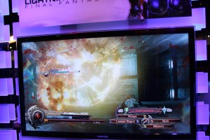 Square Enix Lightning Returns Gameplay