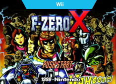 F-Zero X on Club Nintendo USA | OpRainfall