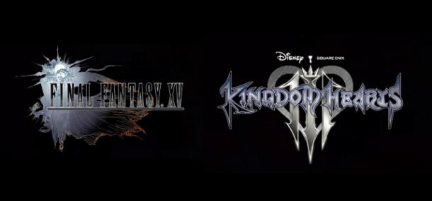 Final Fantasy XV & Kingdom Hearts 3