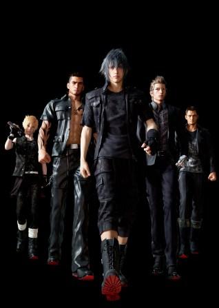 Final Fantasy XV - oprainfall
