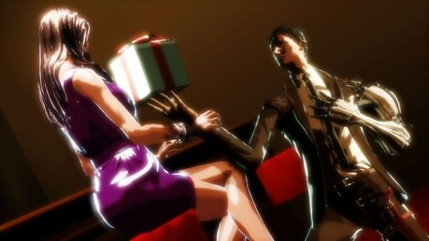 Killer is Dead - Gigolo Mission Gift