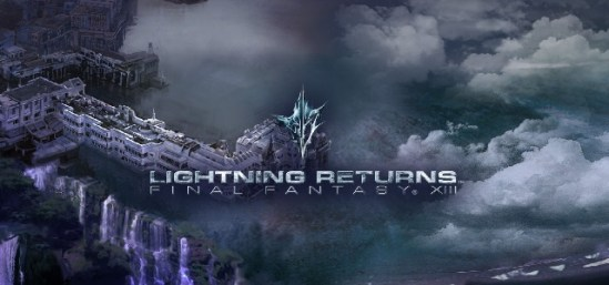 Lightning Returns: Final Fantasy XIII Logo - oprainfall