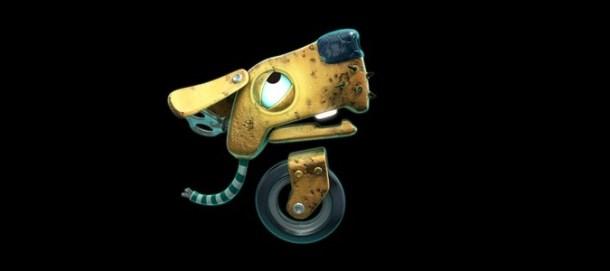 Rusty Pup Character Screenshot
