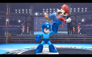Super Smash Bros. - Mario vs. Mega Man 2