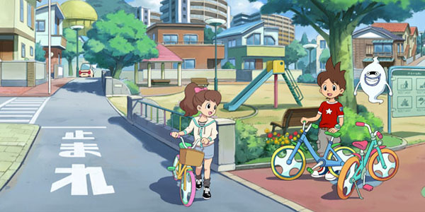 Yokai Watch | oprainfall