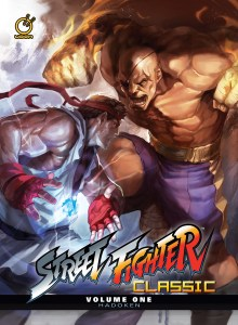 UDON - Street Fighter Classic Volume 1: Hadoken HC