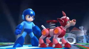 Super Smash Bros. - Mega Man and Rush