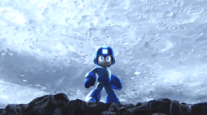 Super  Smash Bros. - Mega Man Reveal