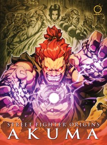 UDON - Street Fighter Origins: Akuma HC