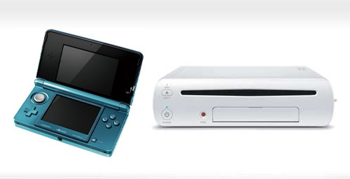 3DS and Wii U Picture