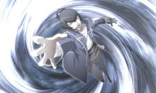 Shin Megami Tensei IV | Flynn's vision