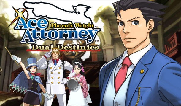Phoenix Wright: Ace Attorney - Dual Destinies - oprainfall
