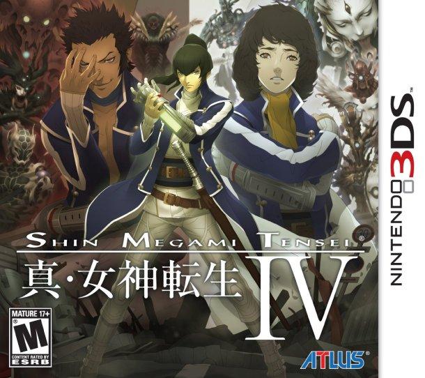 Shin Megami Tensei IV box