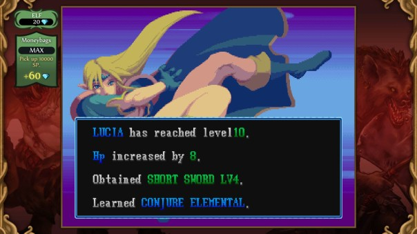 Chronicles of Mystara | Level up