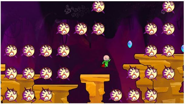 Cloudberry Kingdom Levels