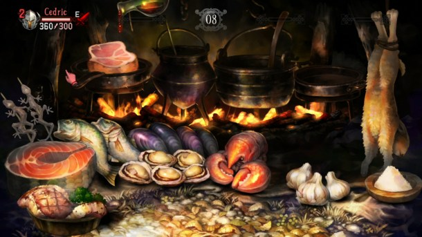 Dragon's Crown | Cooking