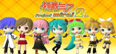 Hatsune Miku Project Mirai 2 | Media Create