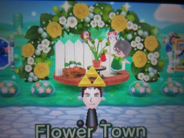 StreetPass Mii Plaza: Flower Town
