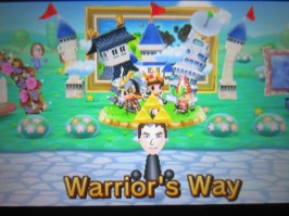StreetPass Mii Plaza: Warrior's Way
