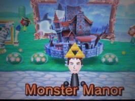 StreetPass Mii Plaza: Monster Manor