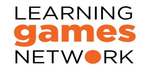 Learning Games Network Logo - oprainfall