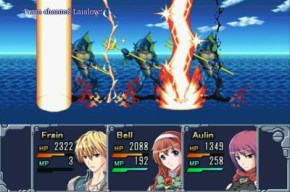 Machine Knight - Aquatic Battle