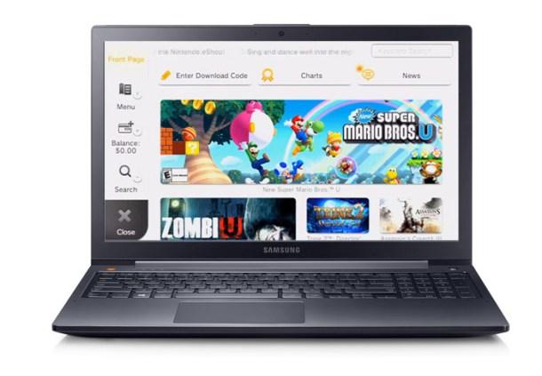Nintendo eShop Website