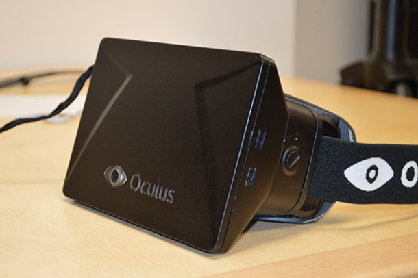 Oculus Rift - Table