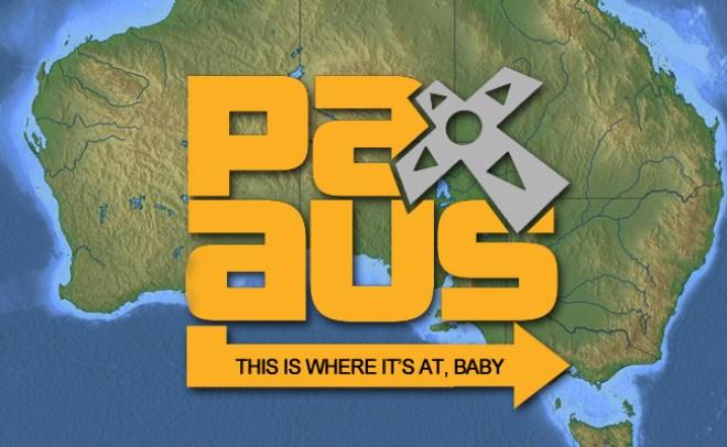 PAX Australia - Where It's At