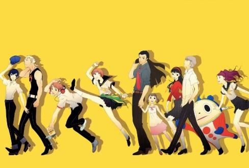 Persona 5 Domain | oprainfall